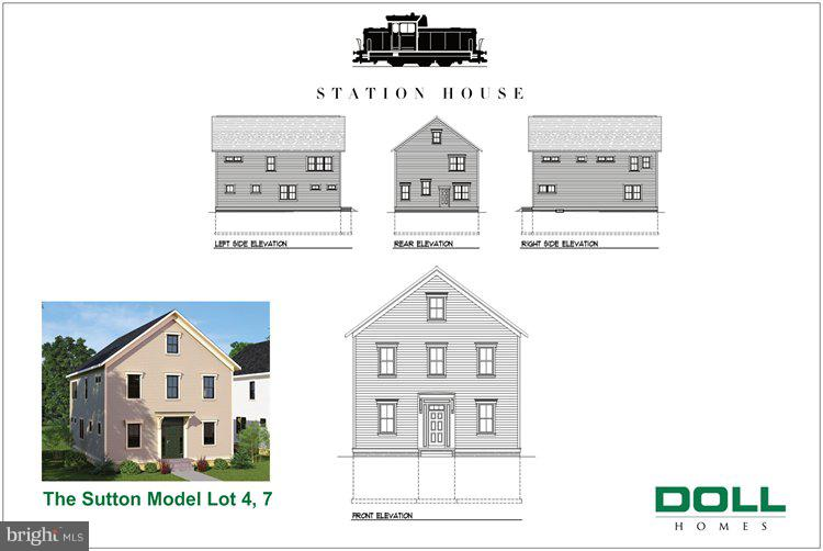 Sutton Model Lot 4 - 0 JEFFERSON ST, HERNDON