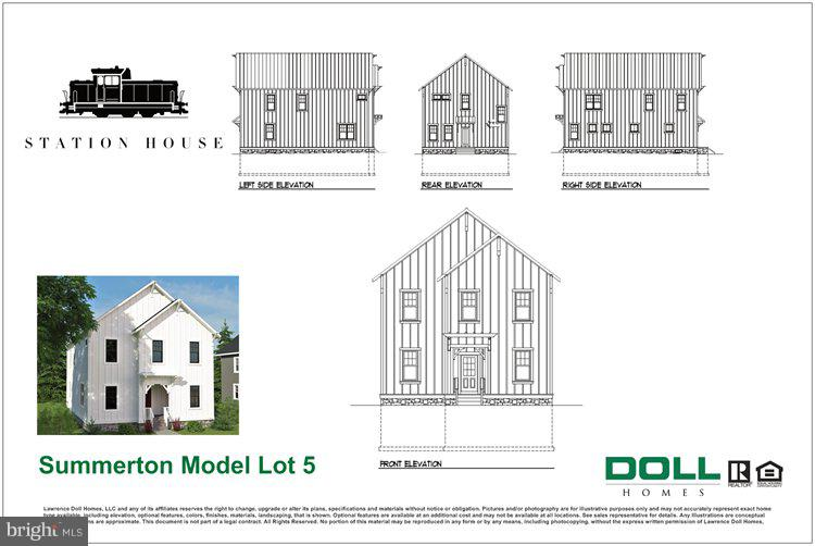 Summerston Model Lot 5 - 01 JEFFERSON ST, HERNDON