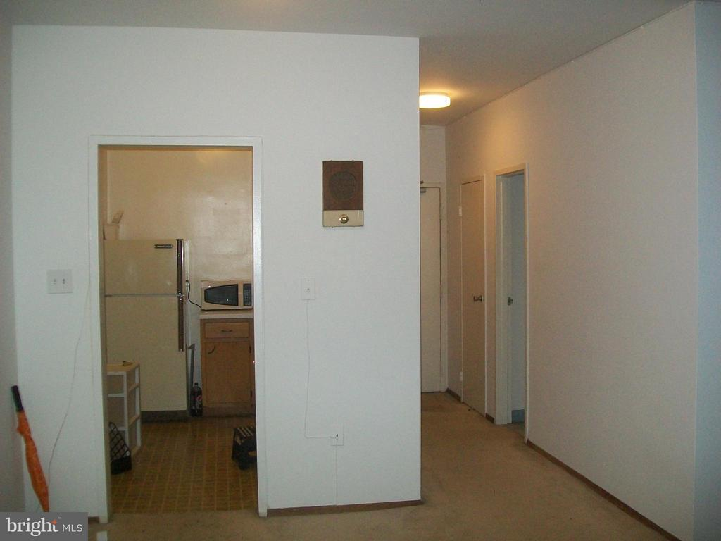 Entrance to kitchen and hallway - 2755 ORDWAY ST NW #311, WASHINGTON