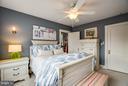 Master Bedroom - 804 CORNELL ST, FREDERICKSBURG