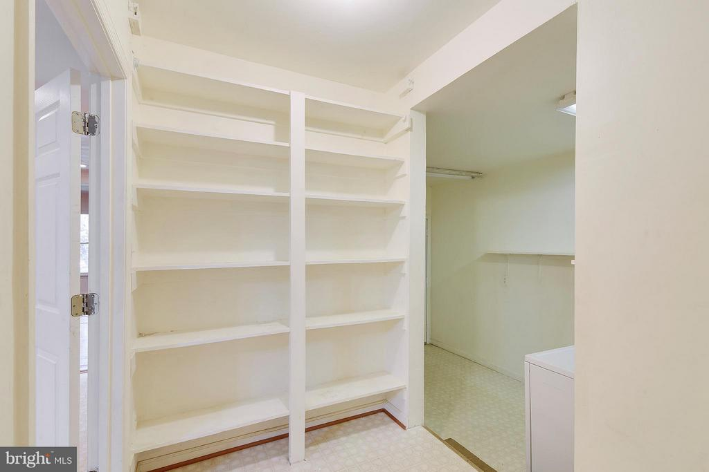 Kitchen Pantry and Mud Room - 1341 GORDON LN, MCLEAN