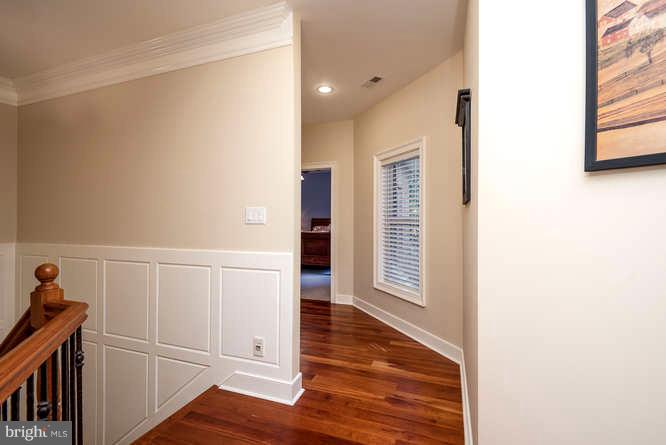 Upstairs Hall - 11207 KNOLLS END, SPOTSYLVANIA