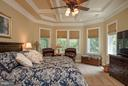 Coffered Ceilings and ample daylight - 11207 KNOLLS END, SPOTSYLVANIA