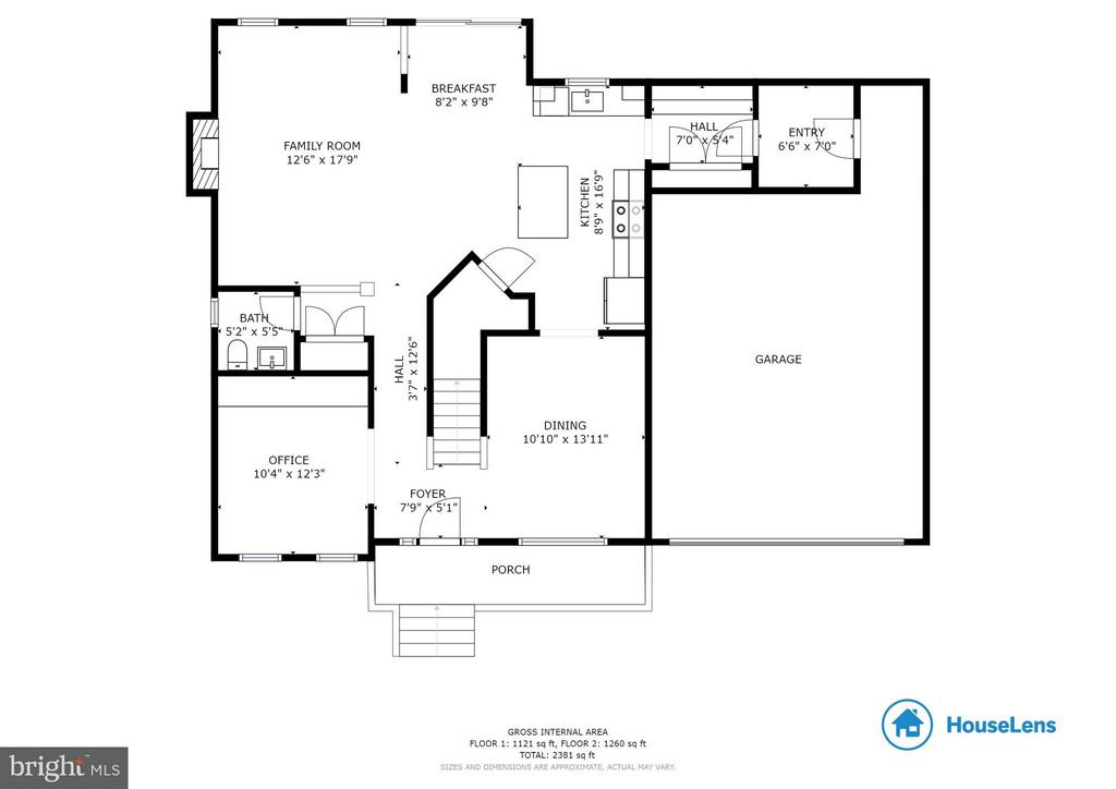 Use this floor plan to map out your furniture - 7131 MASTERS RD, NEW MARKET