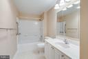 Bathroom - 19355 CYPRESS RIDGE TER #501, LEESBURG