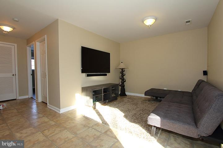 Lower level den/recreation room- Alt view - 344 STALLION SQ NE, LEESBURG