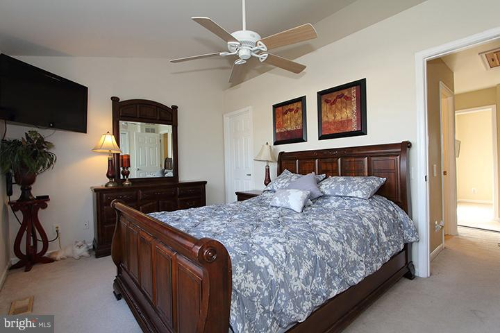 Master bedroom- Alt view - 344 STALLION SQ NE, LEESBURG