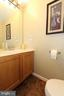 Main level powder room - 344 STALLION SQ NE, LEESBURG