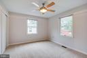 Bedroom on Second Level - 717 WOODBURN RD, ROCKVILLE