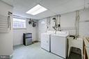 Laundry Room - 717 WOODBURN RD, ROCKVILLE
