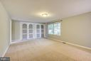 Possible Second Bedroom on Main Level - 717 WOODBURN RD, ROCKVILLE