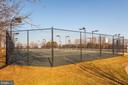 Community tennis court - 43580 DUNHILL CUP SQ, ASHBURN