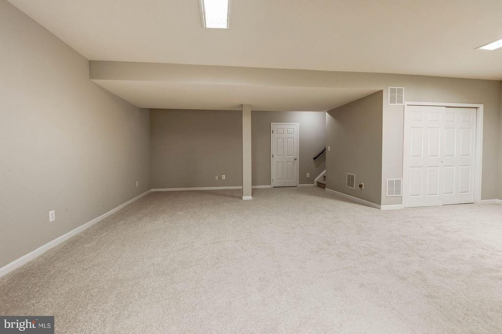 Lower level rec room - 43580 DUNHILL CUP SQ, ASHBURN