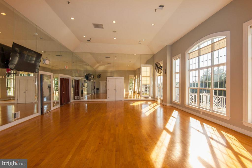 Community fitness room - 43580 DUNHILL CUP SQ, ASHBURN
