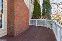Exterior -deck - 43580 DUNHILL CUP SQ, ASHBURN