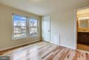Master Bedroom - 13025 TRAILSIDE WAY #4, GERMANTOWN