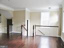Crown moldings, wood floors - 1704 GRANVILLE CT, WOODBRIDGE