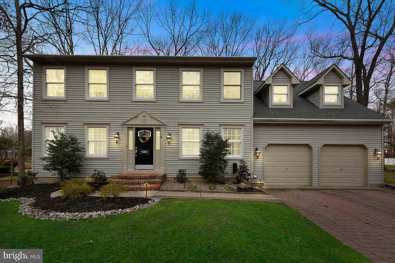 Villa per Vendita alle ore 8 ARCADIAN Drive Sicklerville, New Jersey 08081 Stati UnitiIn/In giro: Winslow
