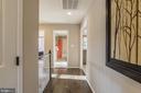 Family foyer upstaies - 2312 SWEET PEPPERBRUSH LOOP, DUMFRIES