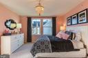 Bedroom #2 upstairs - 2312 SWEET PEPPERBRUSH LOOP, DUMFRIES