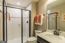 The basement full bath - 2312 SWEET PEPPERBRUSH LOOP, DUMFRIES