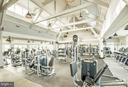 The Gym- included in HOA fee ( and internet!) - 2312 SWEET PEPPERBRUSH LOOP, DUMFRIES