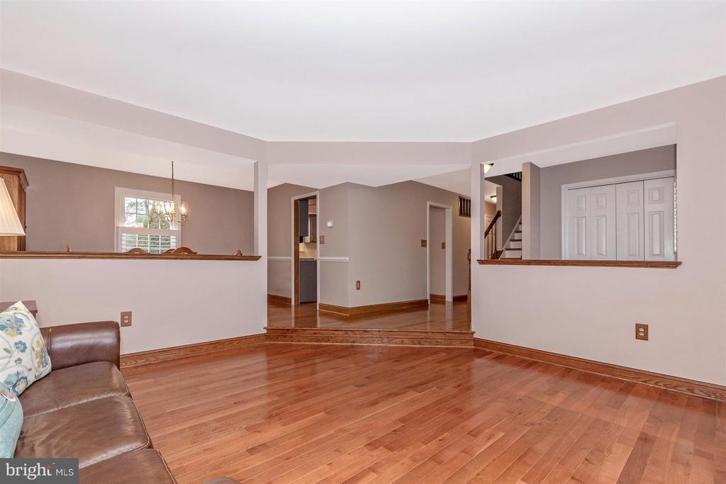 Living Room - 241 BRAEBURN CIR, WALKERSVILLE