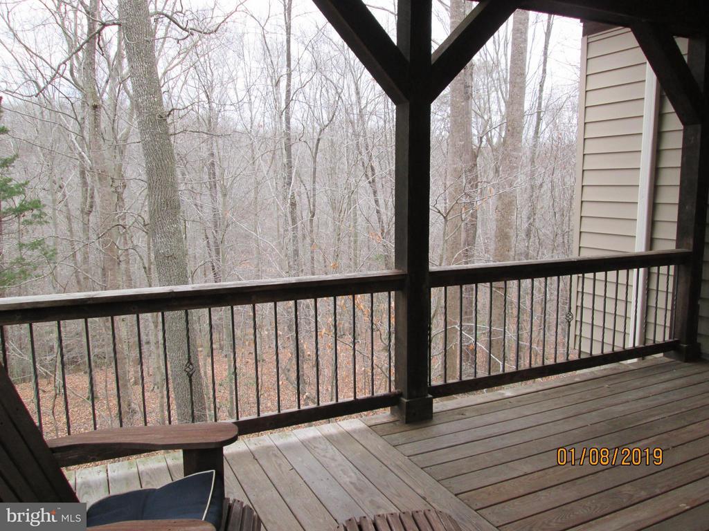 Wrap around porch - 12605 CRAWFISH HOLLOW  CT., MANASSAS