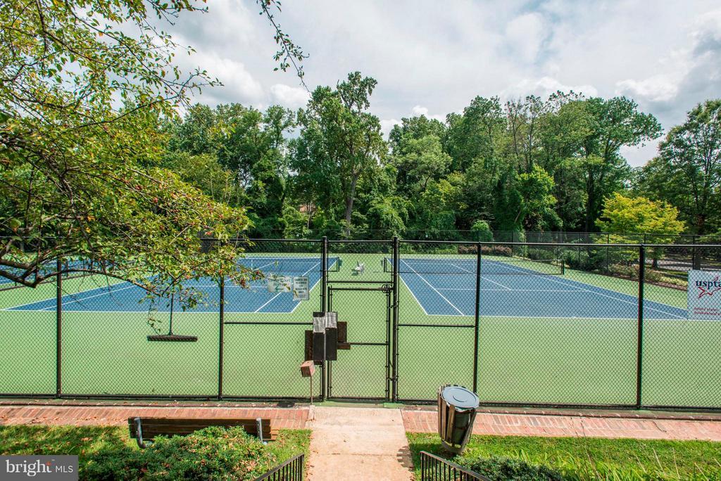 Tennis Courts - 10828 ANTIGUA TER #201, NORTH BETHESDA