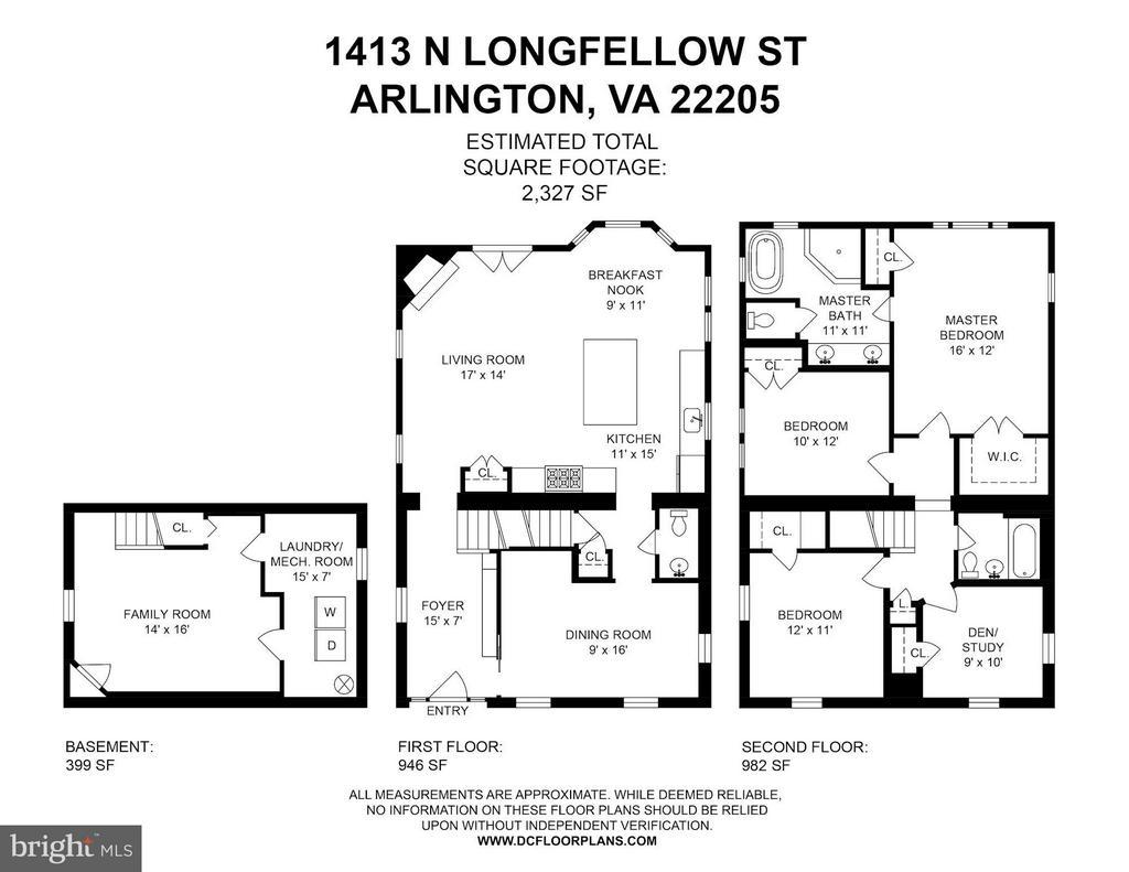 - 1413 N LONGFELLOW ST, ARLINGTON