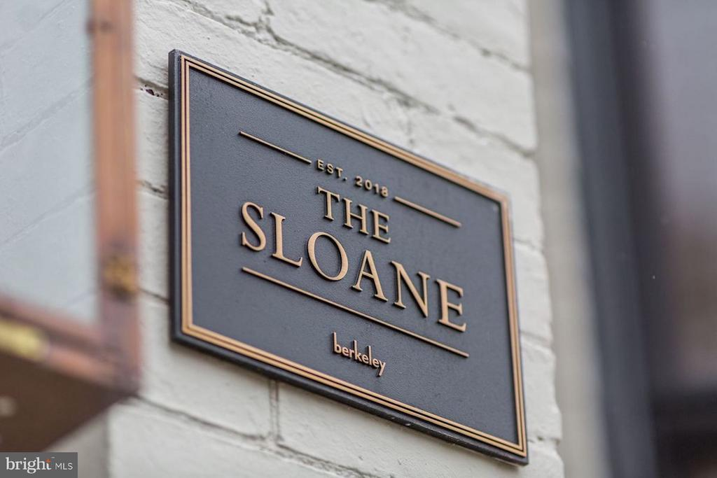 The Sloane by Berkeley - 1810 15TH ST NW #1, WASHINGTON
