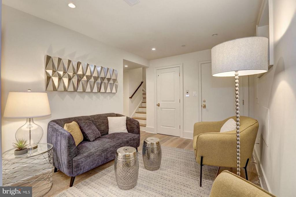 Recreation Room - 1810 15TH ST NW #SOUTH, WASHINGTON