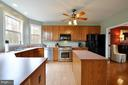 Lots of counter space - 221 SEQUESTER DR, STAFFORD