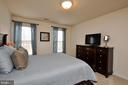 Comfortable guest bedroom! - 221 SEQUESTER DR, STAFFORD