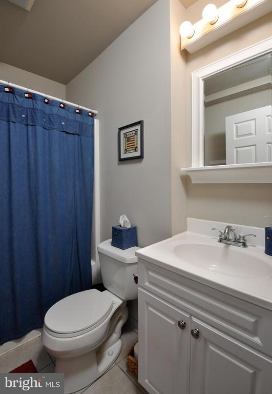 Lower level full bath! - 221 SEQUESTER DR, STAFFORD