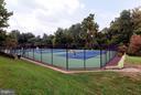 Community Tennis - 5806 LINDEN SQUARE CT #38, NORTH BETHESDA