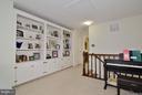 Loft Built-Ins - 4555 SHETLAND GREEN RD, ALEXANDRIA