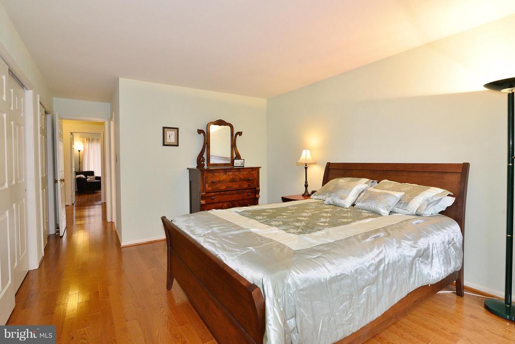 Master Bedroom (Main Level) - 4555 SHETLAND GREEN RD, ALEXANDRIA