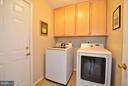 Laundry (Main Level) - 4555 SHETLAND GREEN RD, ALEXANDRIA