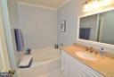 Master Bathroom w/ Soaking Tub & Separate Shower - 4555 SHETLAND GREEN RD, ALEXANDRIA