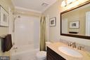 Bathroom 2 (Main Level) - 4555 SHETLAND GREEN RD, ALEXANDRIA