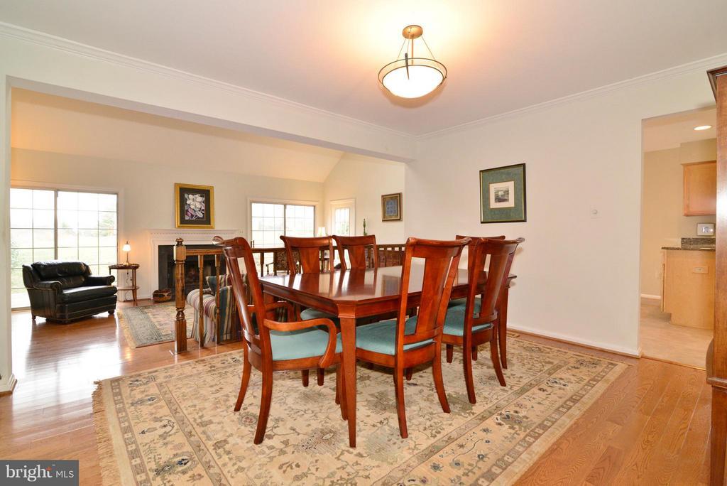 Dining Room - 4555 SHETLAND GREEN RD, ALEXANDRIA