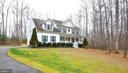 Private & Secluded located on 4.73 acres - 221 SEQUESTER DR, STAFFORD