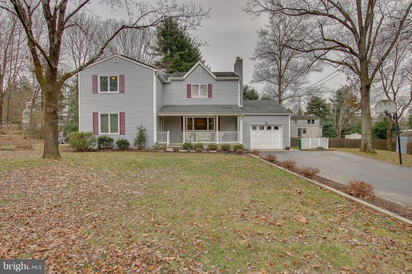 Single Family Home for Sale at 2 CEDAR Drive Hopewell, New Jersey 08525 United StatesMunicipality: Hopewell Township