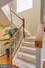 Lovely & Bright Stair Case with Large Side Window - 21018 ROAMING SHORES TER, ASHBURN