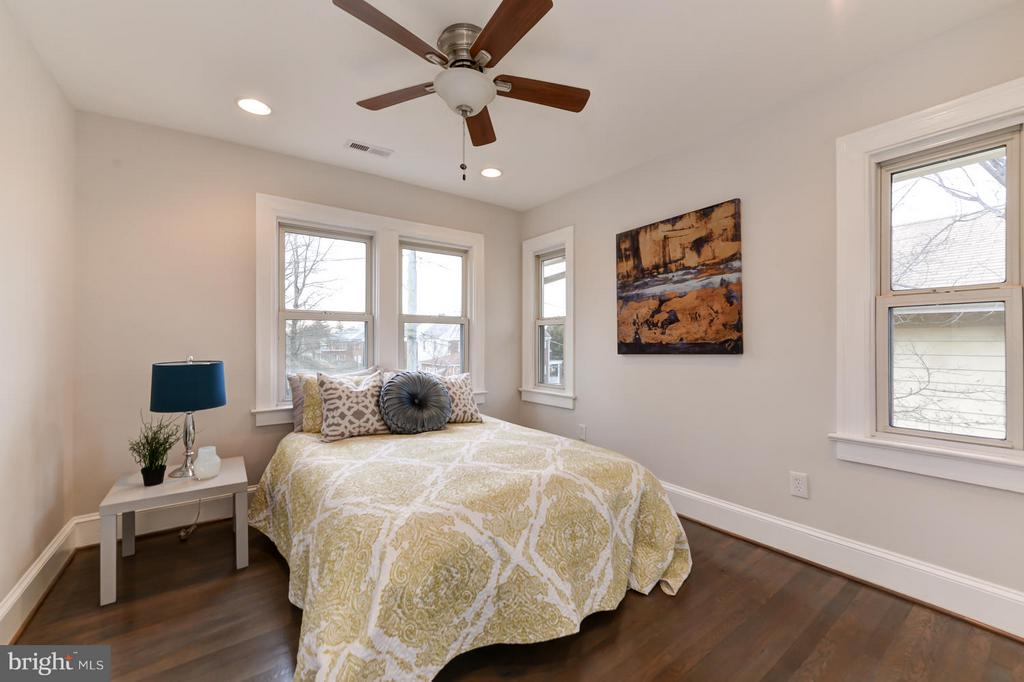 Another view of Master Bedroom - 207 UNDERWOOD ST NW, WASHINGTON