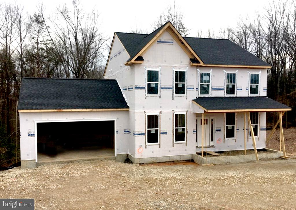 ACTUAL HOME - Under Construction - 61 BLACK HAWK DR, STAFFORD