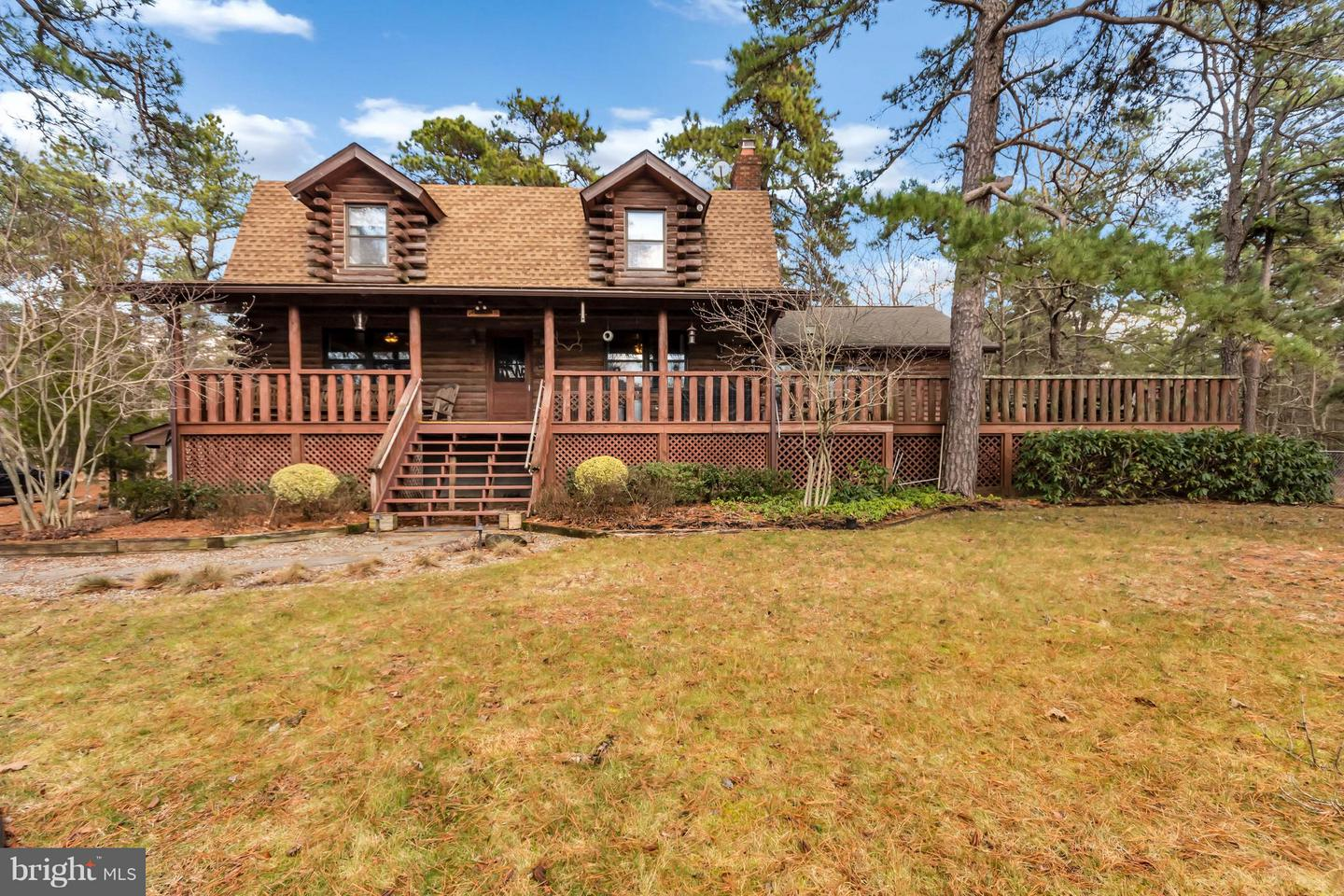 Single Family Home for Sale at Chatsworth, New Jersey 08019 United States