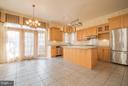 Gourmet Kitchen with SS Appliances. - 21844 WESTDALE CT, BROADLANDS