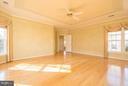 Entrance to Master Bedroom. - 21844 WESTDALE CT, BROADLANDS